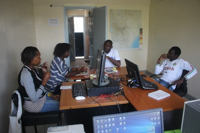 Career Centre: Ca–Hub (Kenya)